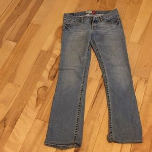 Aéropostale skinny bootcut jeans